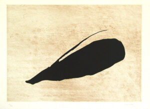 Etching Little Seed by Curt Asker