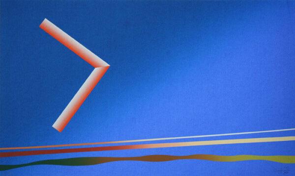 Silk-Screen Tone Journey by Curt Hillfon