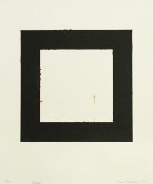 Lithograph Wake by Ann Edholm