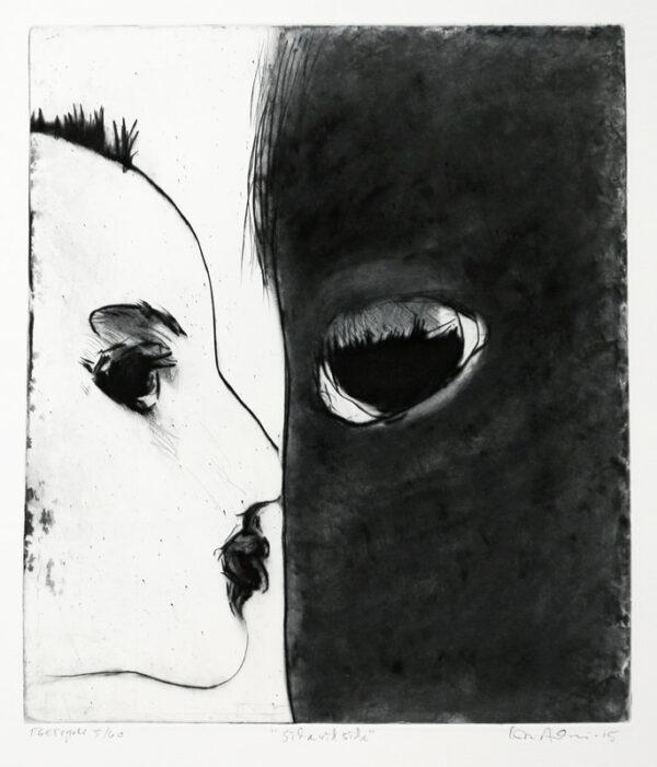 Torrnål Sida vid sida av Lisa Andrén