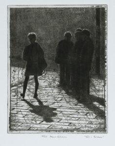 Torrnål Vår i Kraków av Mikael Kihlman.