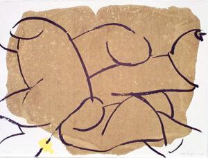 Serigrafi Soft av Kjell Strandqvist