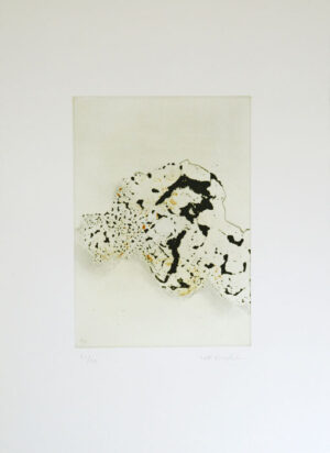 Trip 1 - Etching by Lotti Ringström.