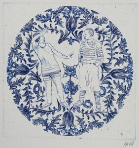 Poultice - Engraving by Pontus Raud.