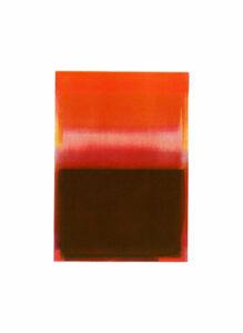 Pigment print Dagbok IV av Håkan Berg.