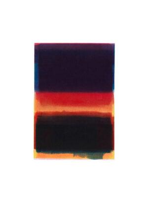 Pigment print Dagbok V av Håkan Berg.