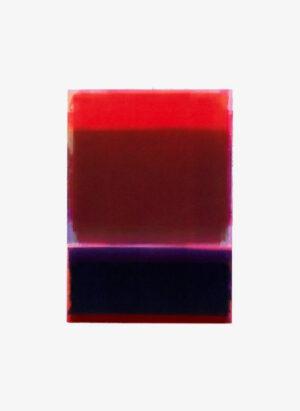Diary VI - Pigment print by Håkan Berg.