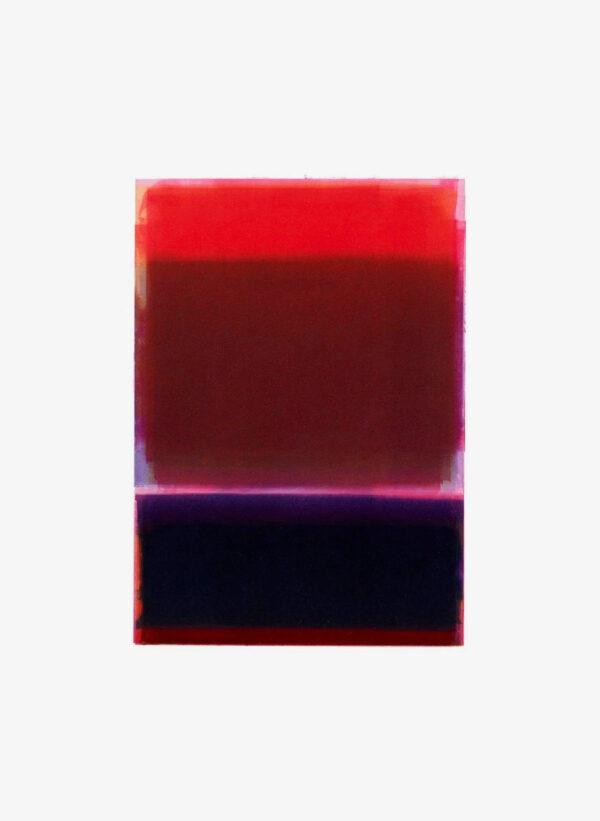 Pigment print Dagbok VI av Håkan Berg.