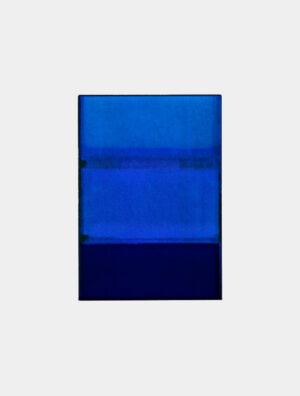 Diary VII - Pigment print by Håkan Berg.