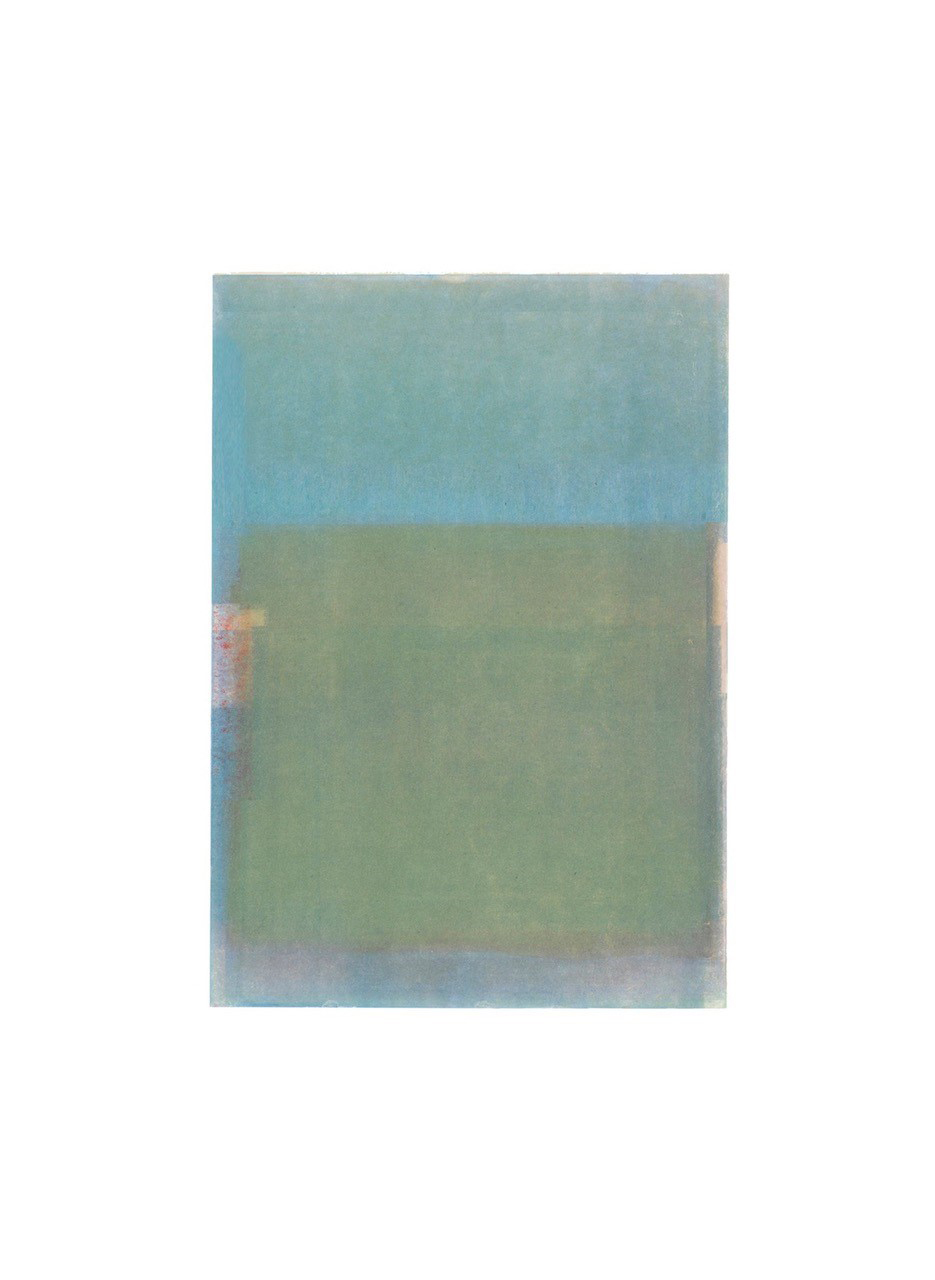 Diary X - Pigment print by Håkan Berg.