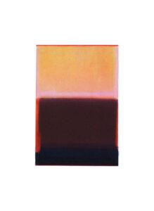 Diary XIII - Pigment print by Håkan Berg.