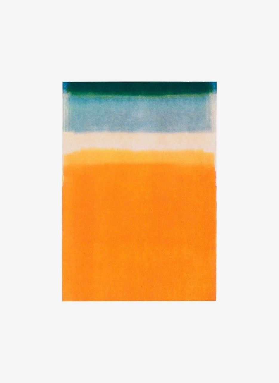 Pigment print Dagbok XV av Håkan Berg.