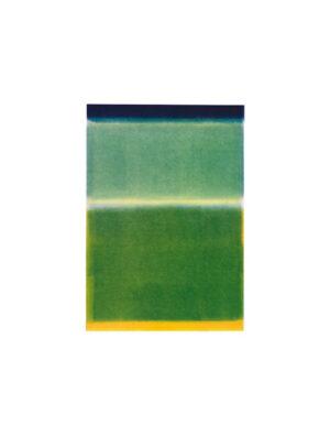 Pigment print Dagbok XVIII av Håkan Berg.