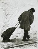 Torrnål - Peoples IV av Mikael Kihlman.