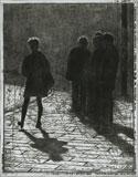 Torrnål - Vår i Kraków av Mikael Kihlman.