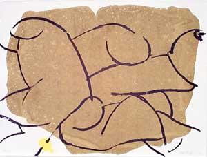 Serigrafi Soft av Kjell Strandqvist.