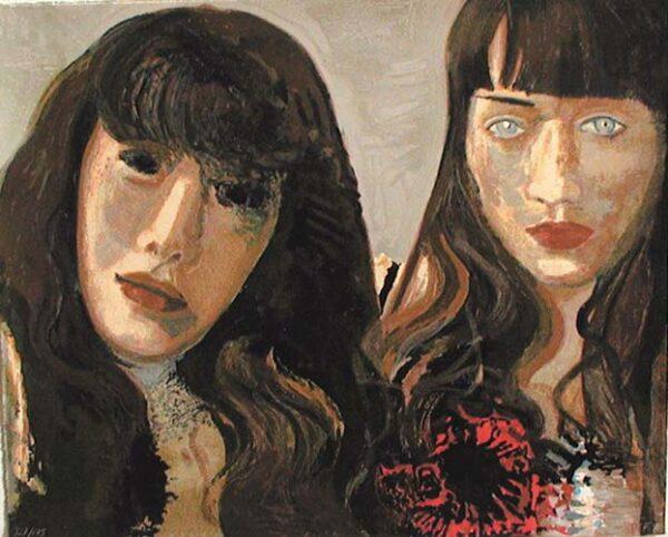 Dolce & Gobbana - Silk-Screen by Filippa Arrias.