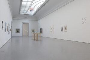 Konstverk av Curt Asker på Konstakademien, 2019, Stockholm