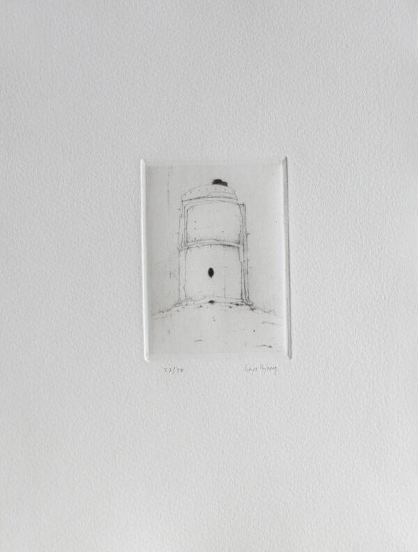 Torrnål Canalettos Hus av Lars Nyberg.
