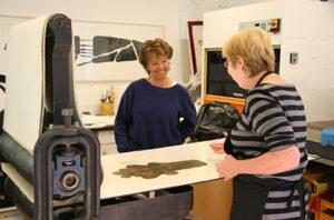 Karin Norén, Enjoy Scandinavian Art, och Catharina Warme-Hellström.