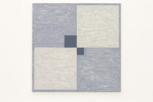 Kjell Strandqvist´s painting number 16, acrylic.