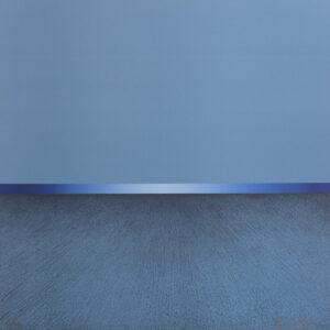Litografi Blue av Maria Hillfon.