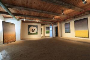 Maria Hillfons utställningsrum 2.