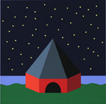The House - Giclée by KG Nilson.